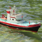 Löschkreuzer Weser